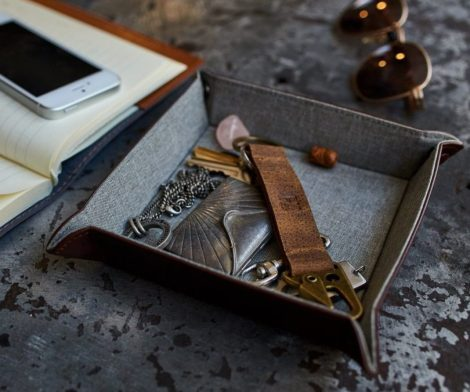 Floyd Foldable Valet Tray