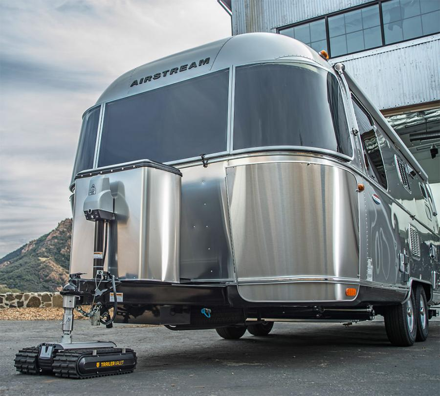 Trailer Valet: Robot That Parks Heavy Trailers and Boats