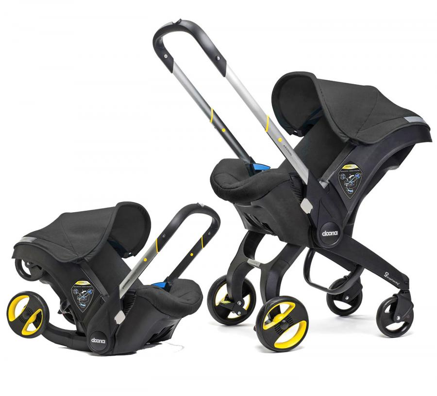 Doona Infant Car Seat Doubles as a Stroller – Car Seat Stroller