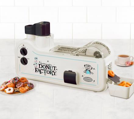 Mini Donut Factory Lets You Make Mini Donuts At Home