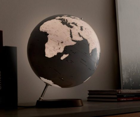 Atmosphere Reflection Globe