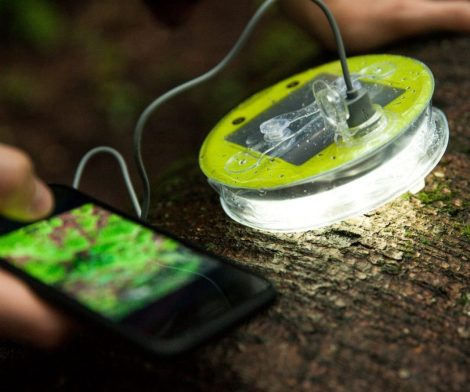 Luci Outdoor 2.0 Pro: Mobile