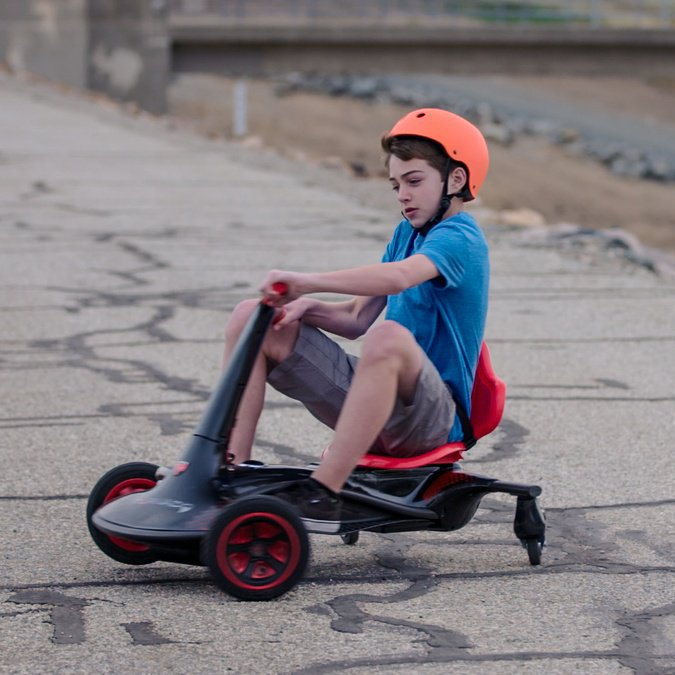 Turnado 24-Volt Battery-Powered Ride-On by Rollplay
