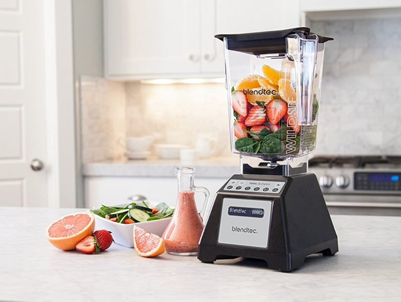 Blendtec Total Classic Original Blender with Wildside+ Jar