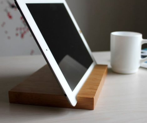 AuroTrends Desktop Stand for iPad