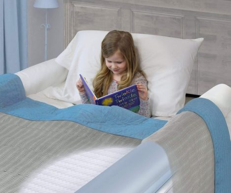 Royexe Bed Rails for Toddlers