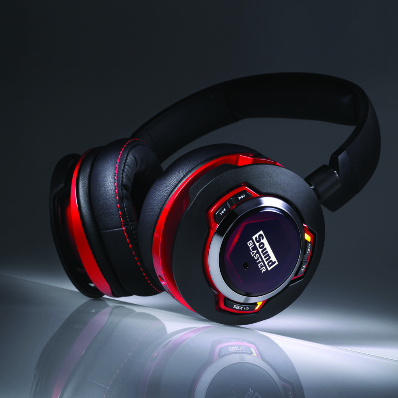 Sound Blaster EVO Wireless ZxR Gaming Headset