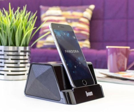 Satechi Portable V1 Rechargeable Speaker Stand