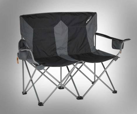Loveseat Style Double Camp Chair