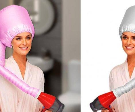 Wind Tunnel Hair Bonnet Hair-Dryer