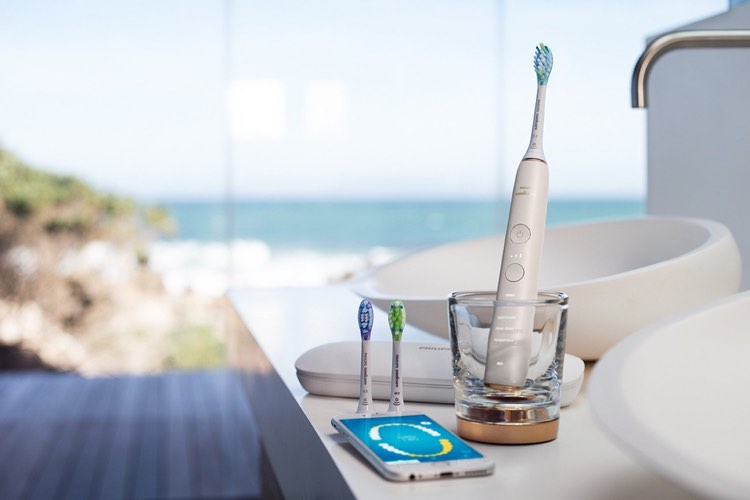 Philips Sonicare Diamond Clean Smart Electric Rechargeable Toothbrush