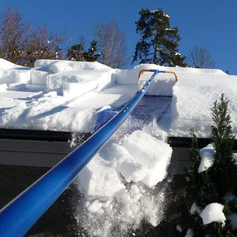 Avalanche Snow Removal System
