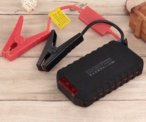 Emergency Car Starter 20,000 mAh Battery