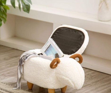 Aretchworks Animal Shaped Ottoman