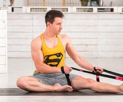 Powerspin Yoga Strap