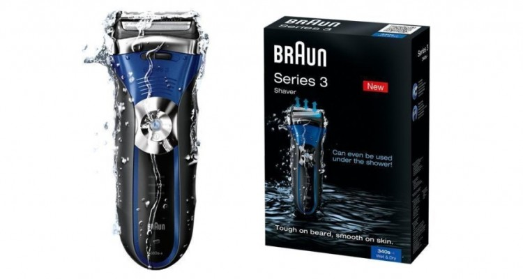 Braun Series 3-340s