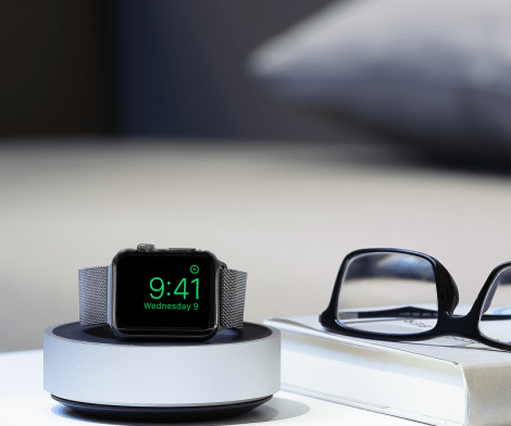 HoverDock Charging Stand for Apple Watch