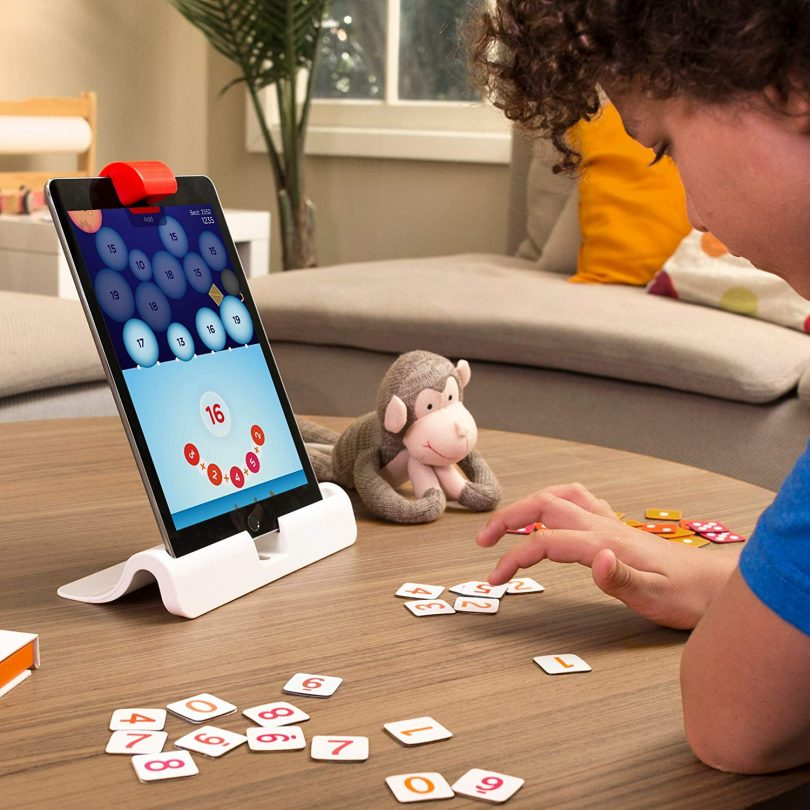 Osmo Genius Kit to Enhance Your Problem Solving Skills in Your Kid
