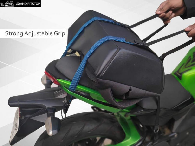 Adjustable Motorcycle Luggage Straps