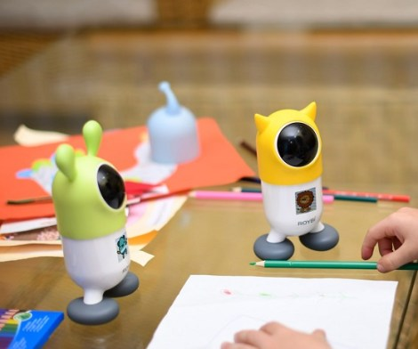 STEM and Language Learning Smart Robot Toy