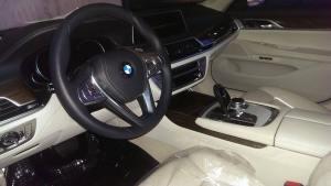BMW G11_innen