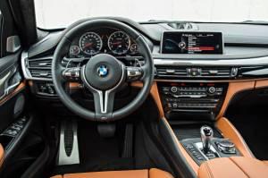 Interieur BMW X6M