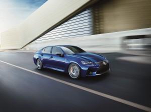 Lexus GSF_vorn
