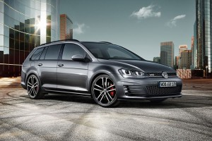 VW Golf GTD Variant_Front