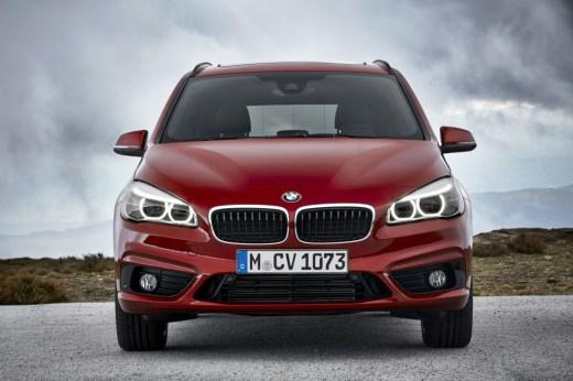 BMW 2er Grand Tourer