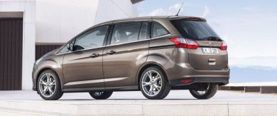 Ford Grand C-Max_hinten