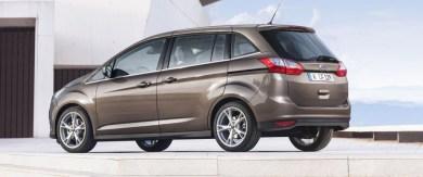Ford Grand C-Max_hinten