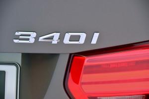 BMW 340i_Schriftzug