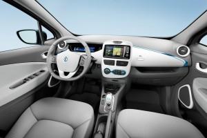 Renault ZOE_Interieur