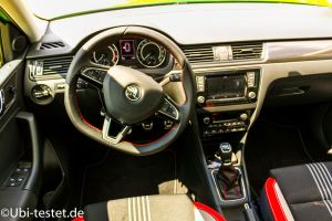 Skoda Rapid Spaceback_innen