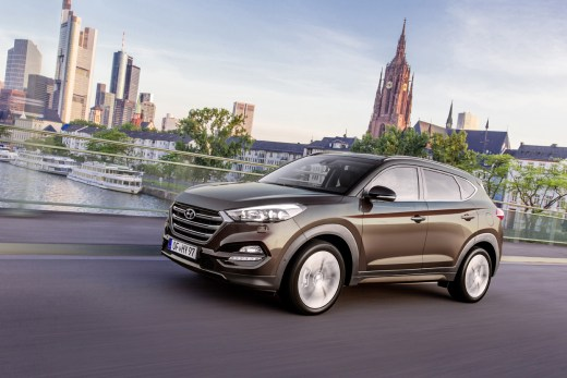 Hyundai Tucson Advantage