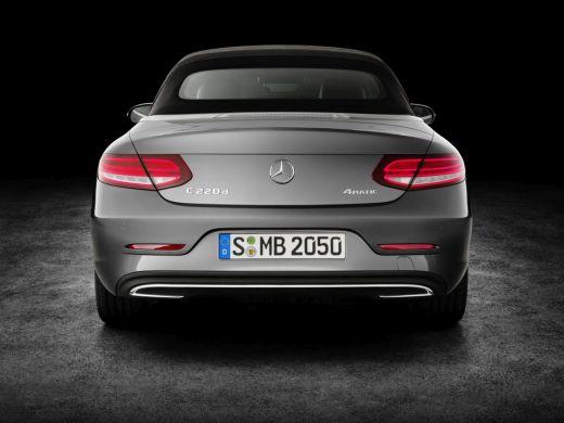 Mercedes C-Klasse Cabrio