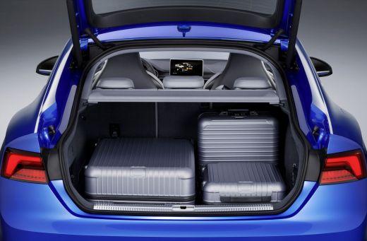 Kofferraum Audi A5 S5 Sportback