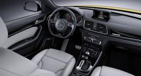 Innenraum Audi Q3 S line