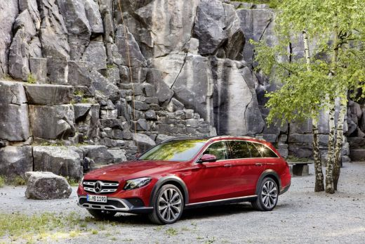 Mercedes E-Klasse All-Terrain 2016