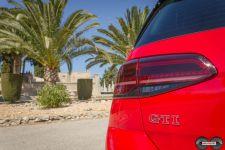 VW Golf GTI 2017 LED Rücklicht