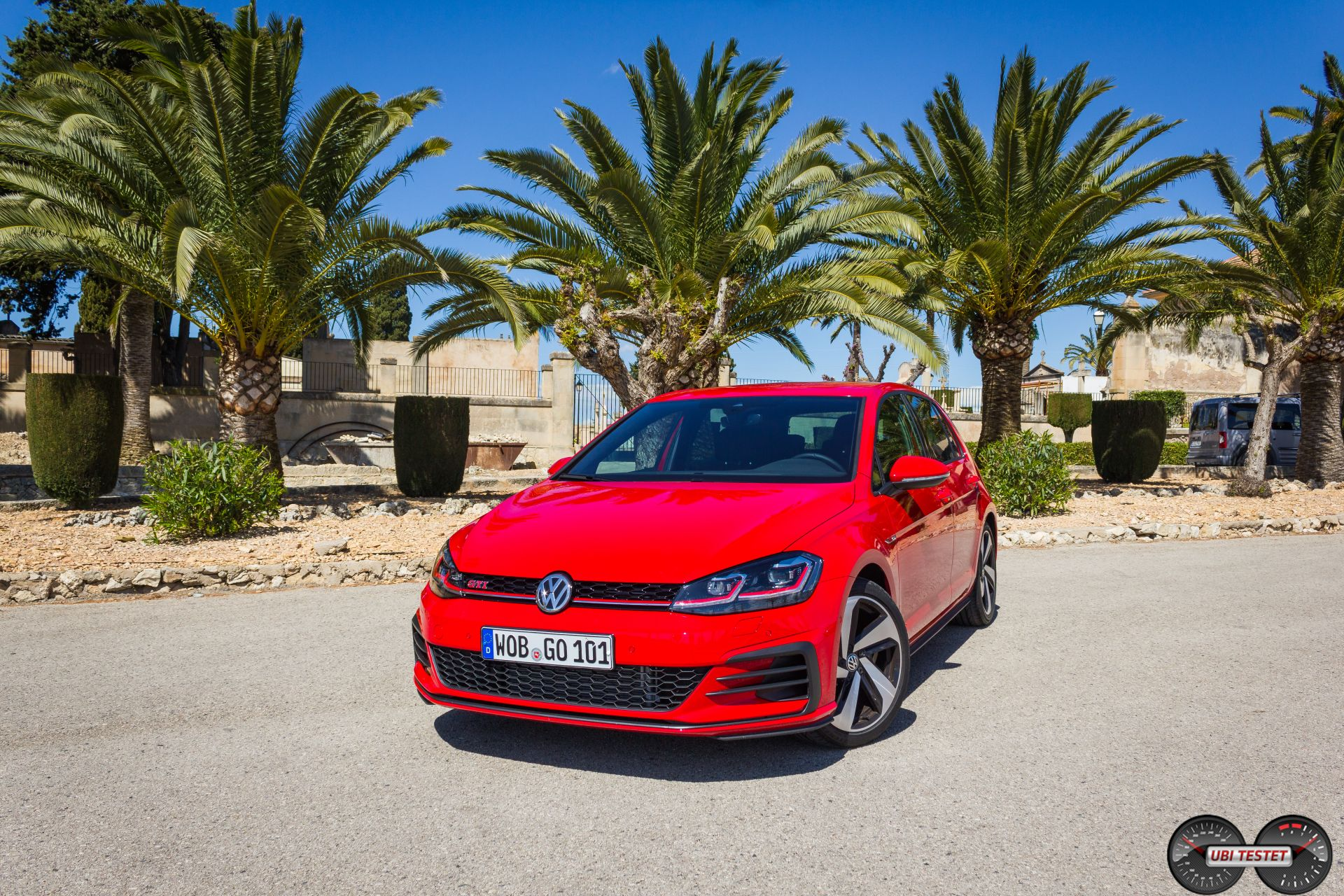 VW Golf GTI Performance 2017