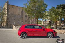 VW Golf GTI Performance 2017 Seitenansicht