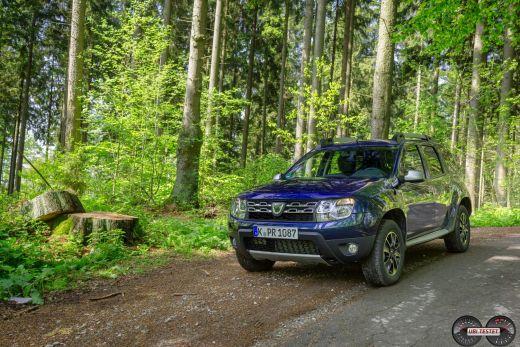 Dacia Duster Diesel Automatik