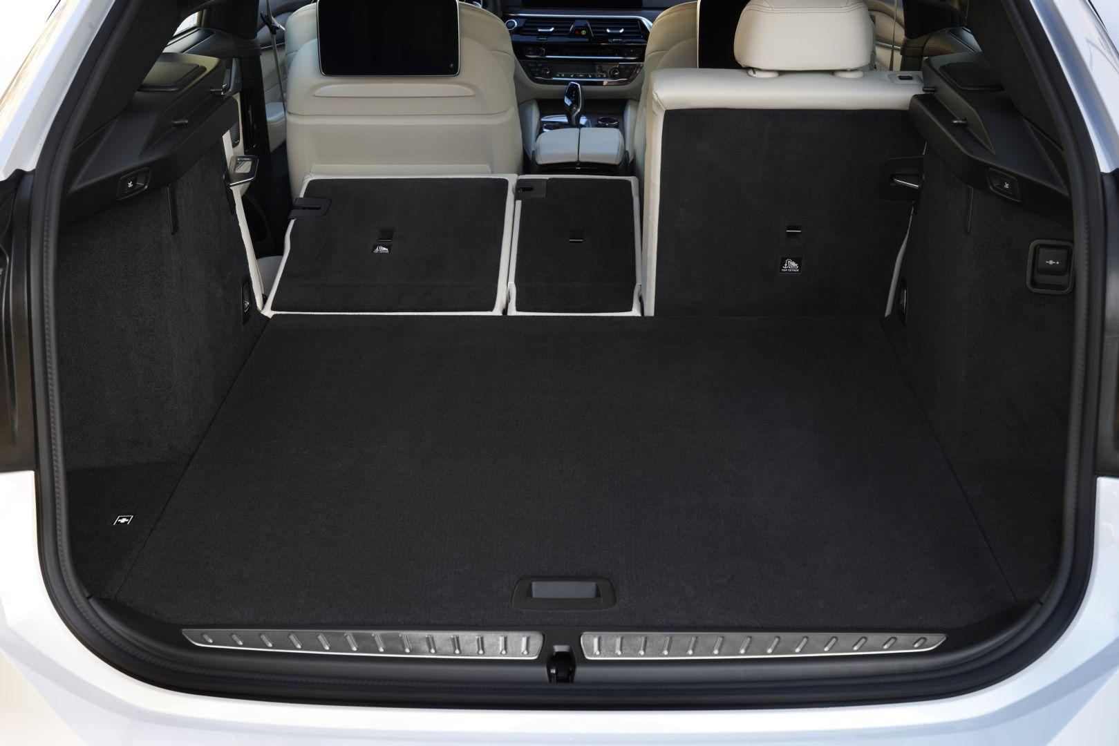 BMW 6er GT Kofferraum