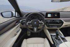 BMW 6er GT Innnenraum