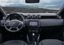 Cockpit Dacia Duster 2
