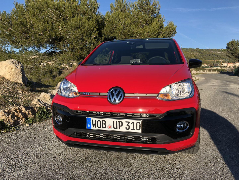 Volkswagen Up GTI 2018 rot