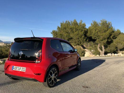 Volkswagen Up GTI 2018 Heckansicht