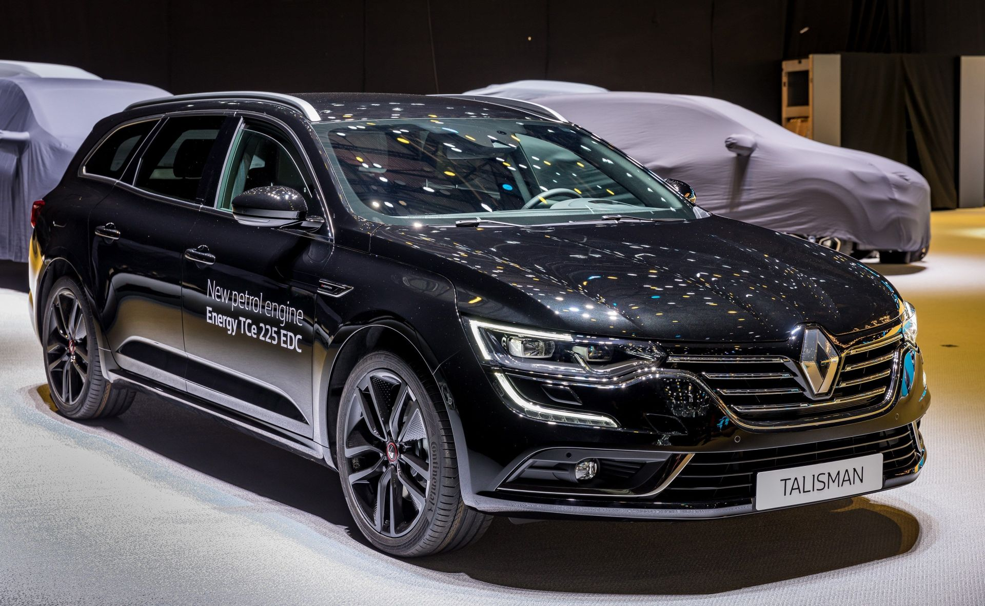 renault talisman s edition der neue st rmer im programm. Black Bedroom Furniture Sets. Home Design Ideas