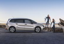 Citroen Grand C4 SpaceTourer Rip Curl